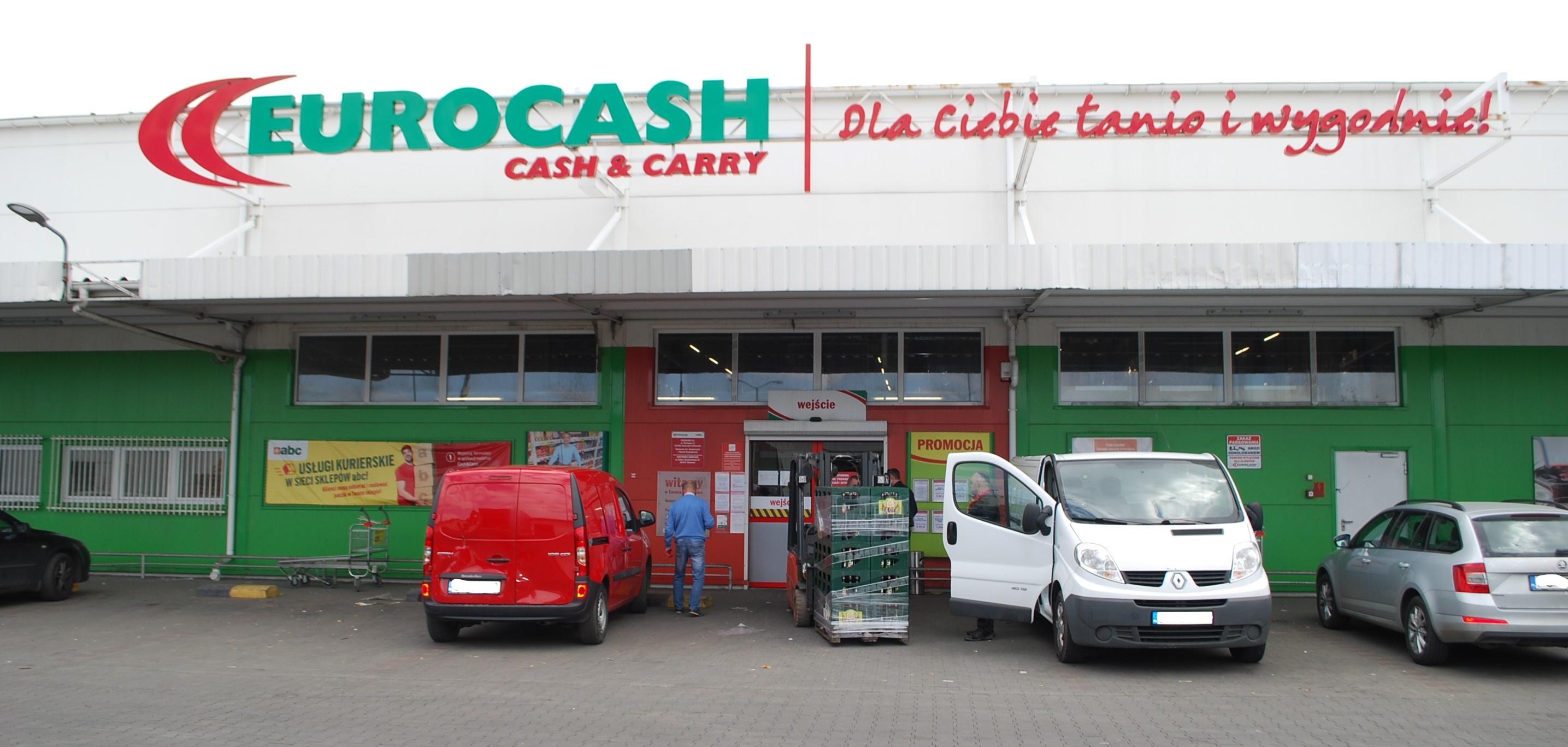 Grupa Eurocash zwiększa rentowność w hurcie