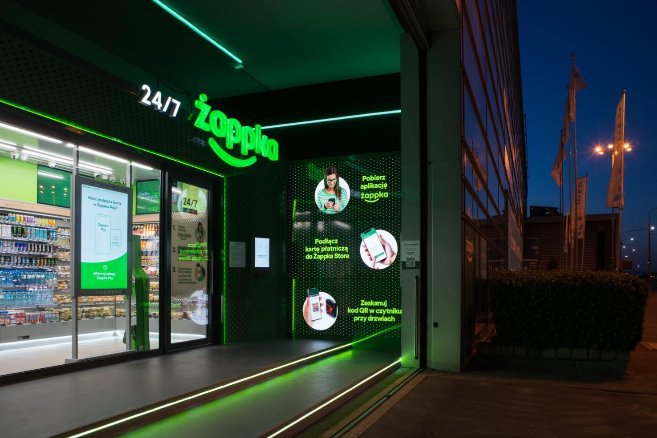 Żabka otwiera Żappka Store – swój pierwszy sklep bez obsługi