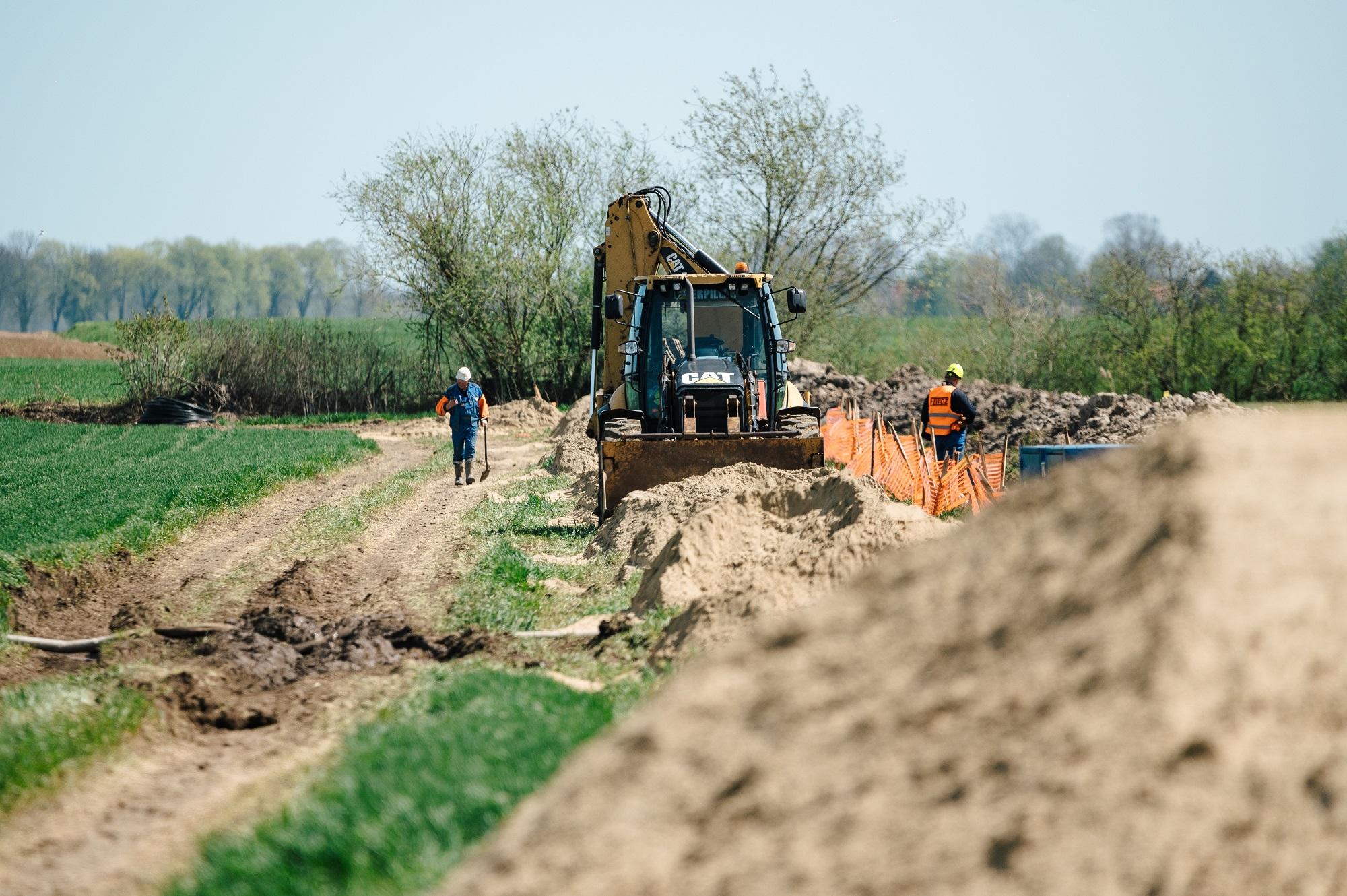 Ruszyła budowa farmy wiatrowej Lech Nowy Staw
