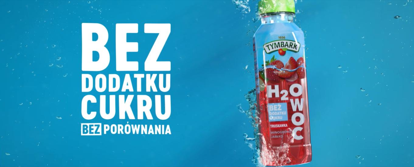 Kampania Tymbark H2Owoc
