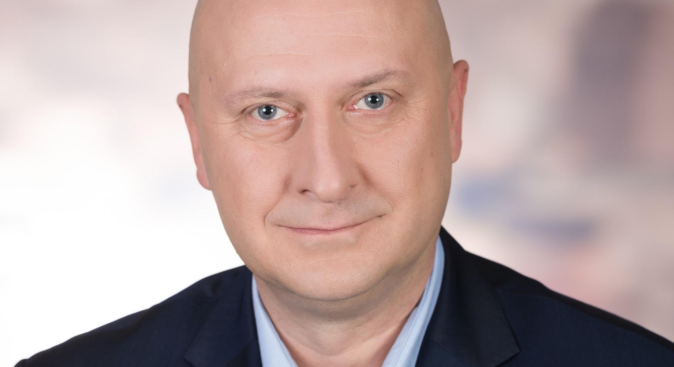 Krzysztof Suchy nowym Dyrektorem Sprzedaży w Dywizji Kulinarno-Napojowo-Lodowej w Grupie Colian
