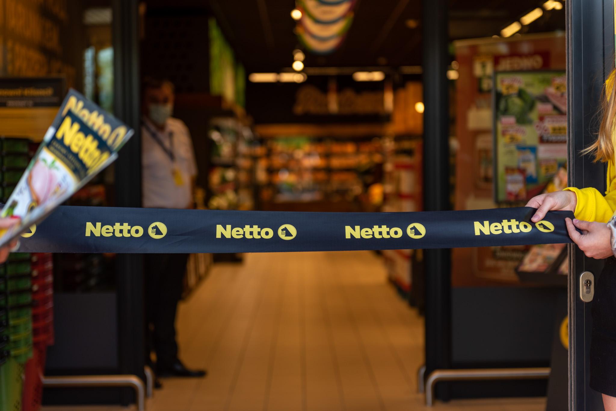 Netto otwiera kolejne placówki po Tesco