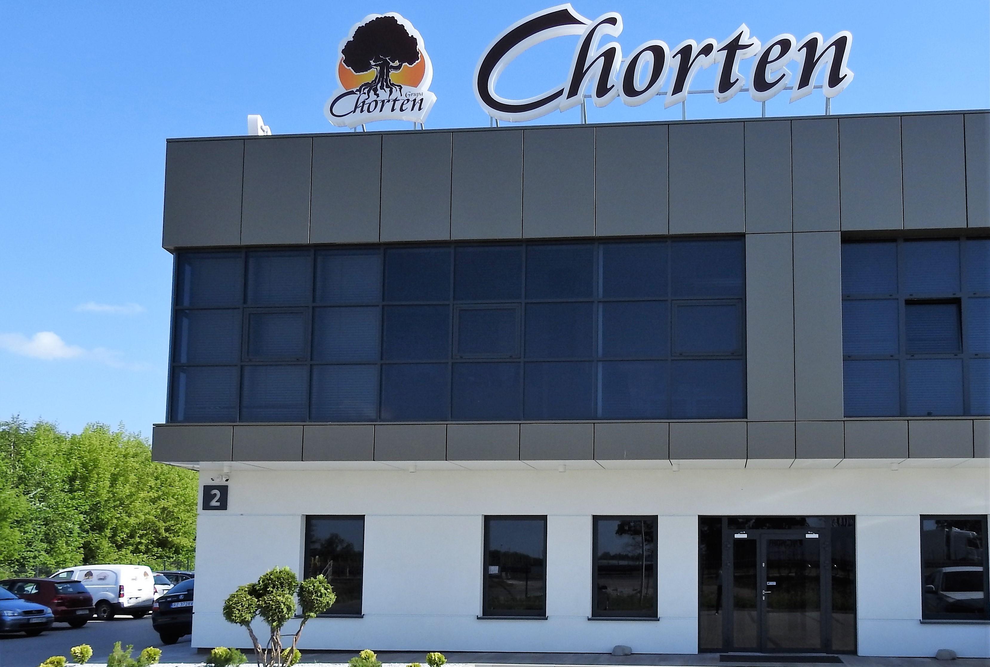 Nowa siedziba Grupy Chorten