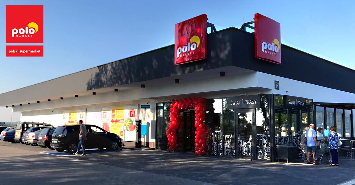 POLOmarket otwiera dwa nowe sklepy i rozpoczyna budowę kolejnych
