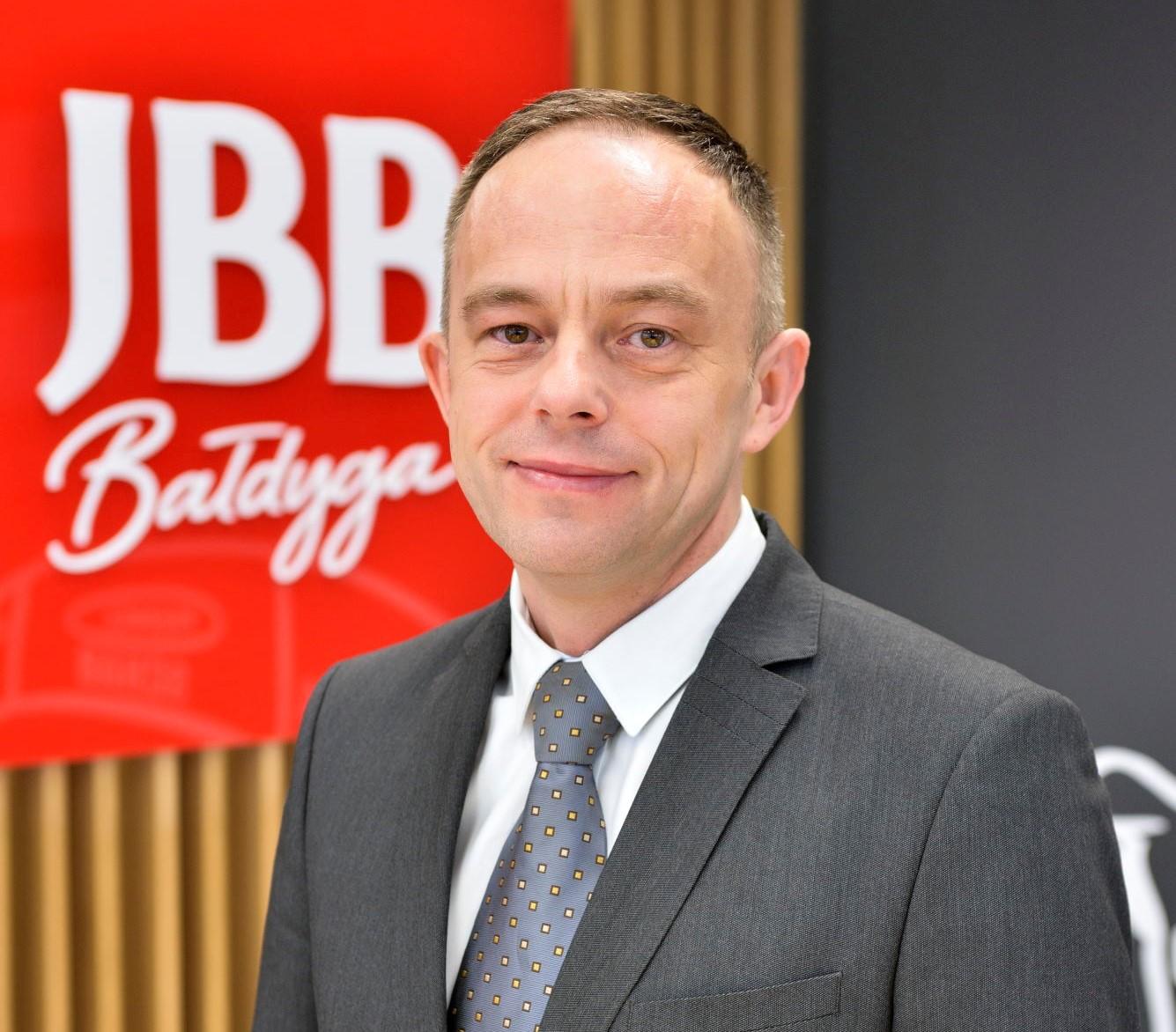 Andrzej Kowalski nowym Dyrektorem Sprzedaży i Marketingu JBB Bałdyga
