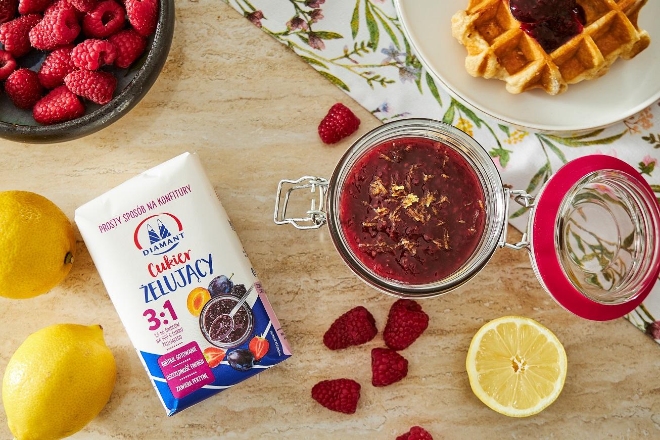 Żelove Lato ogarnęło polskie kuchnie z nowymi produktami bez konserwantów