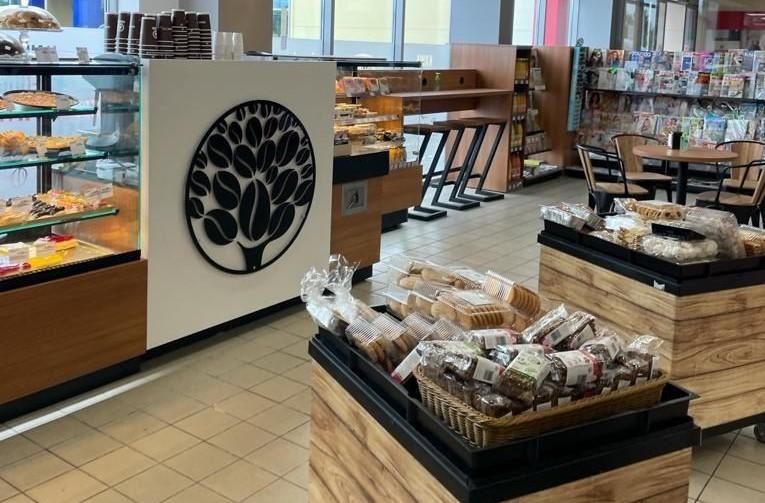 Bean Tree Cafe w sklepach Spar