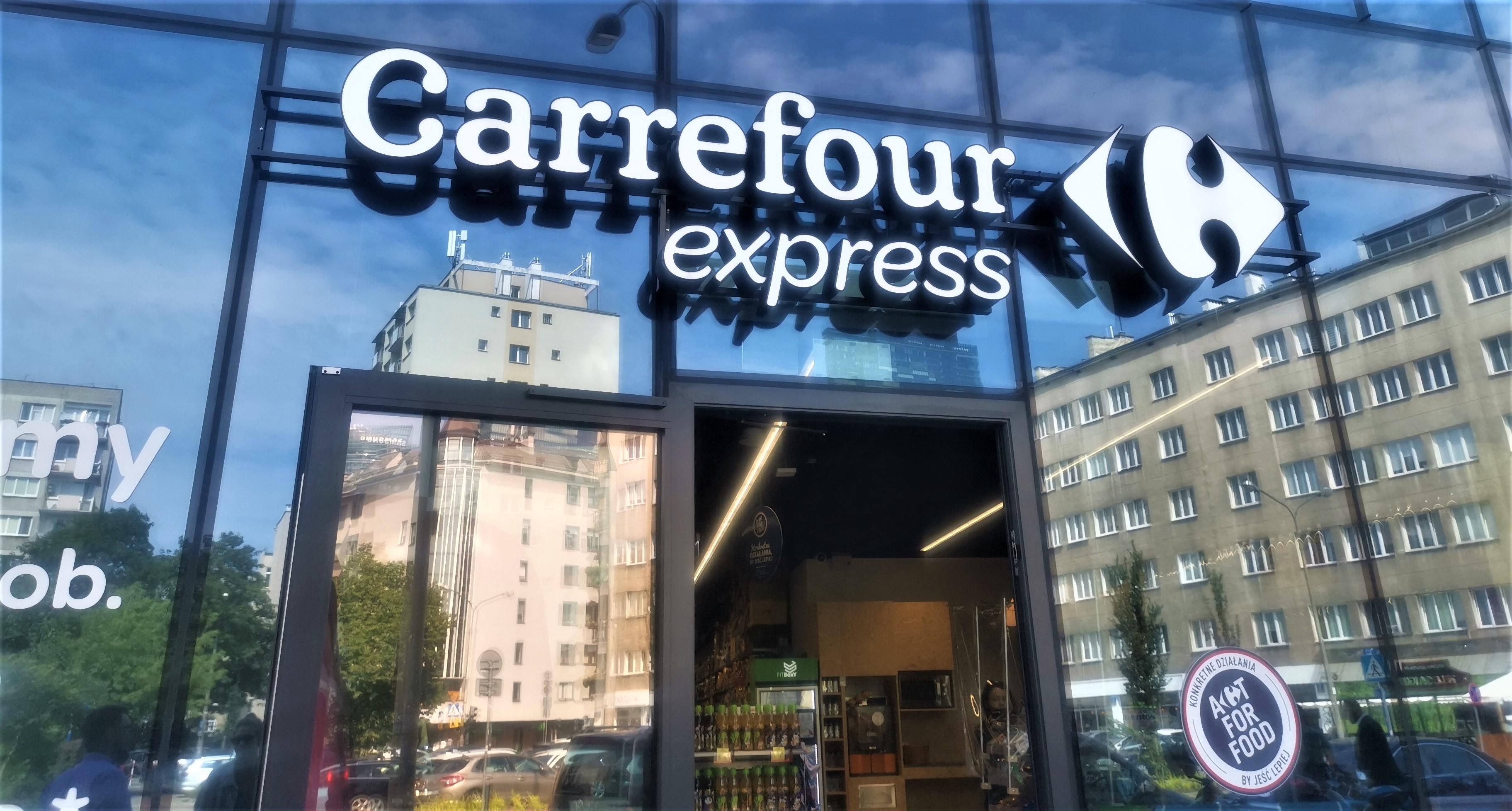 Carrefour podpisał umowę z Pointpack