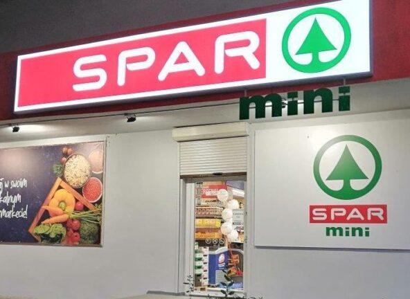 Kolejne sklepy Spar Mini dołączają do sieci