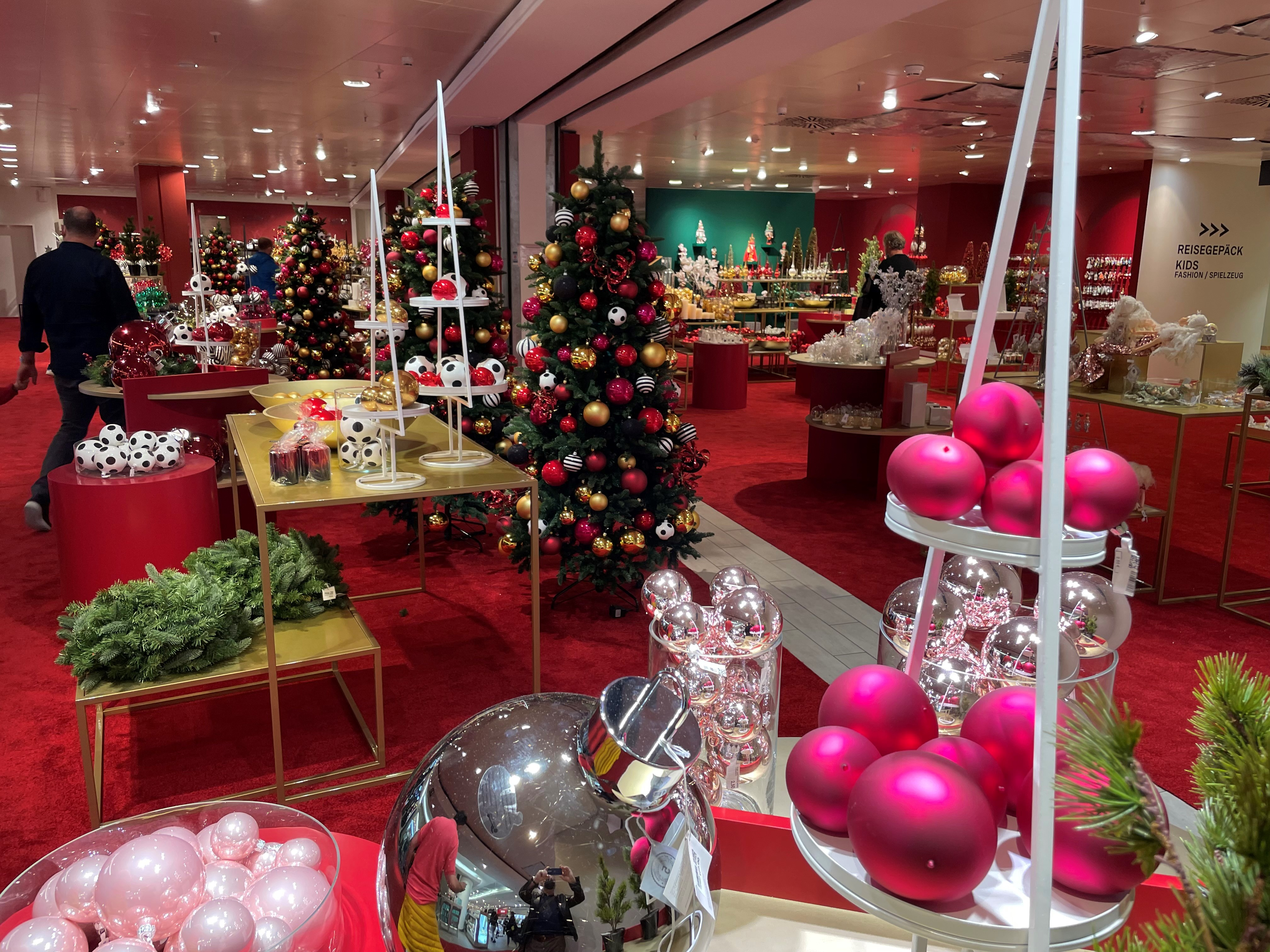 Święta w KaDeWe