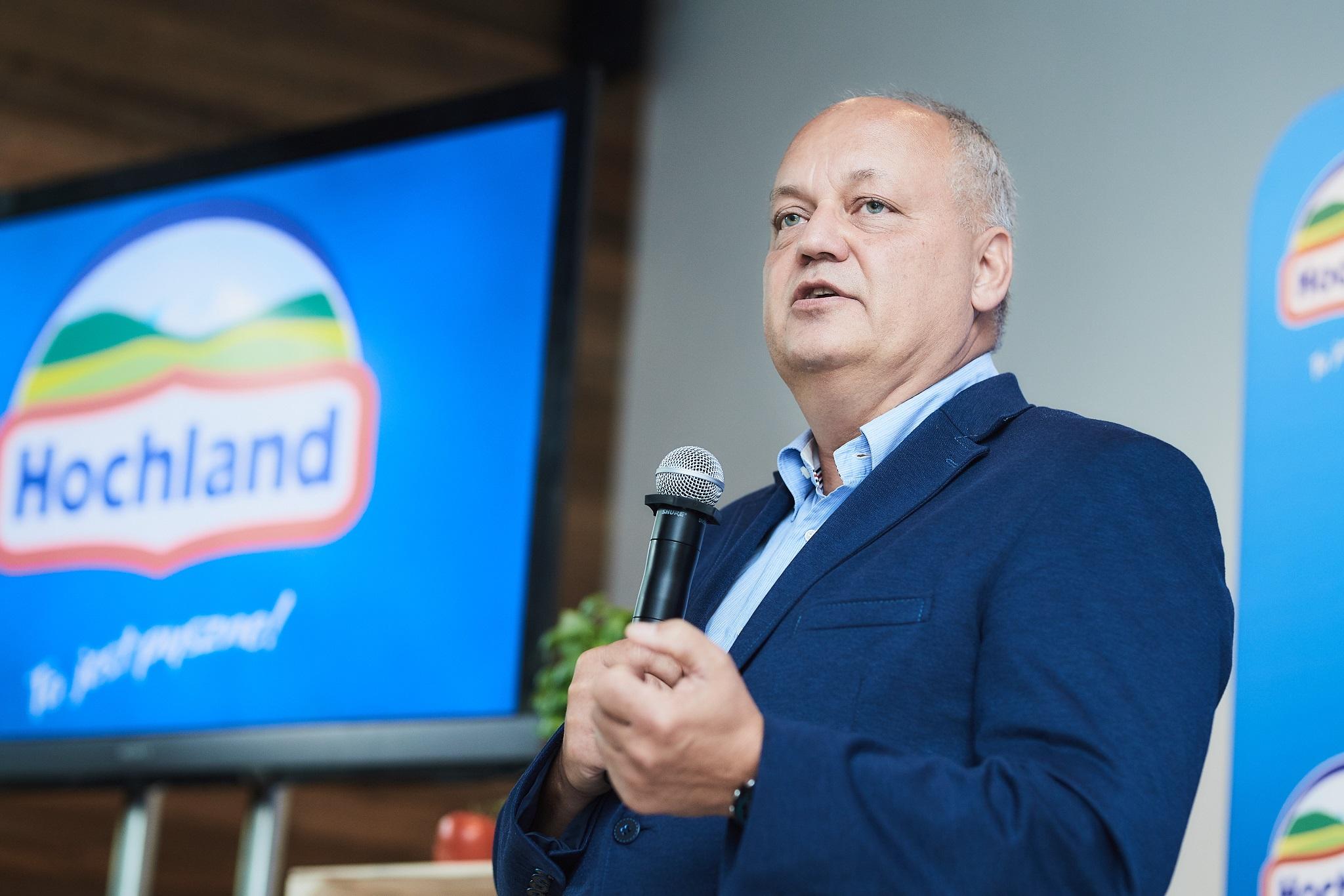 Hochland zwycięzcą Rankingu Spółdzielni Mleczarskich w kategorii  Społeczna Odpowiedzialność Biznesu