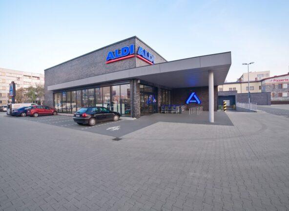 Pierwszy sklep Aldi w województwie podlaskim