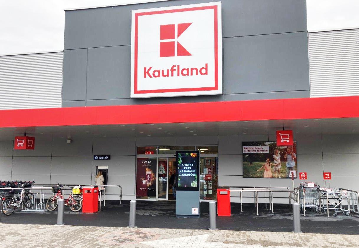 Kaufland w Lesznie zmienił się… dla klientów