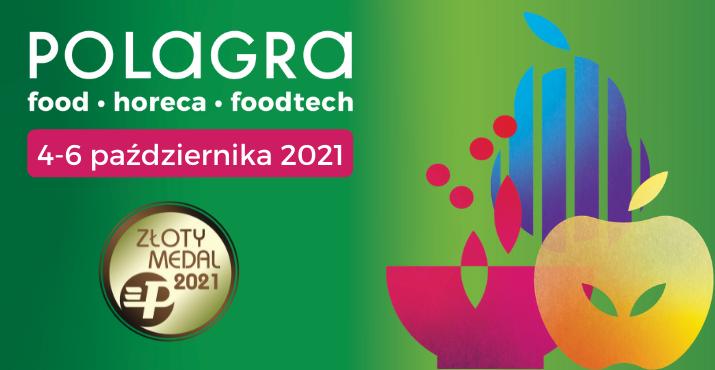 Znamy laureatów konkursu o Złoty Medal GrupyMTP na targach Polagra 2021