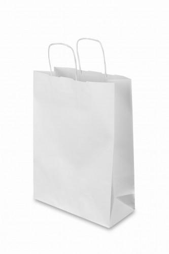 Torby papierowe – zalety, zastosowanie, nadruk. Gdzie je kupić?