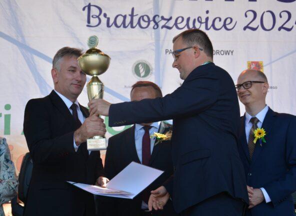 Mistrz Województwa Łódzkiego w Konkursie AgroLiga 2021