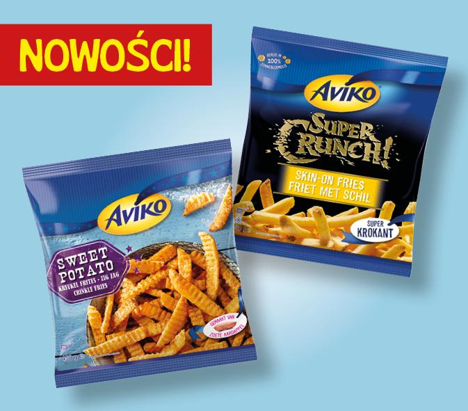 Nowe produkty Aviko
