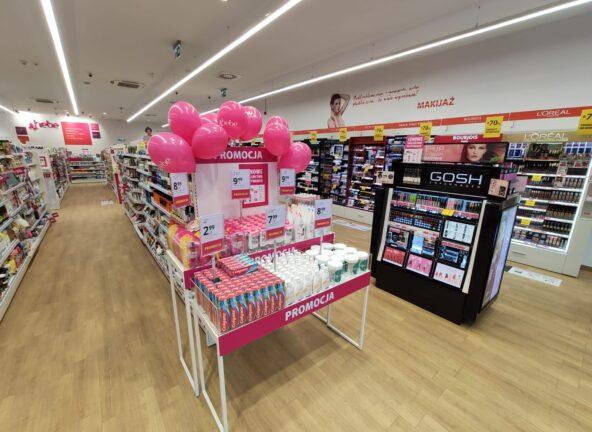 Drugi sklep Hebe w Inowrocławiu już otwarty