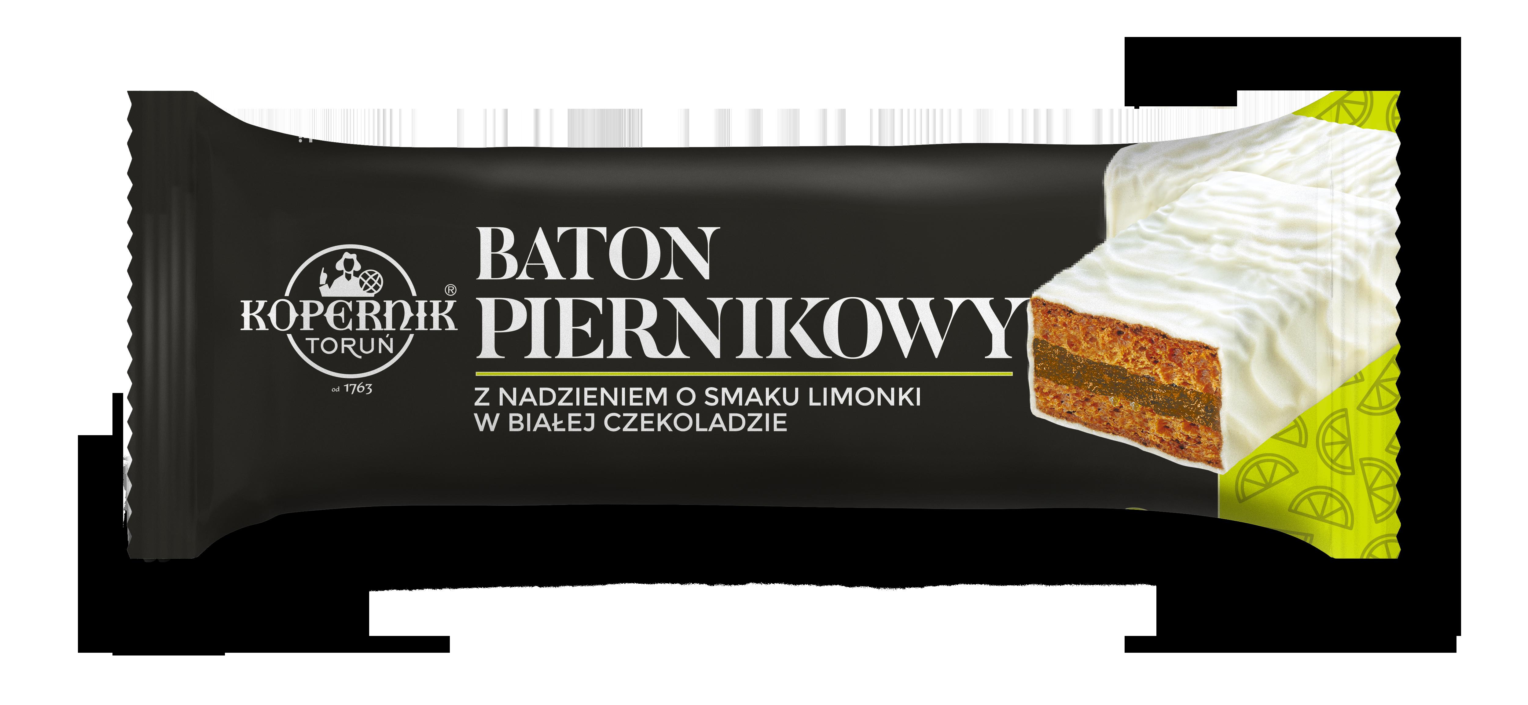 Baton Piernikowy od Fabryki Cukierniczej Kopernik
