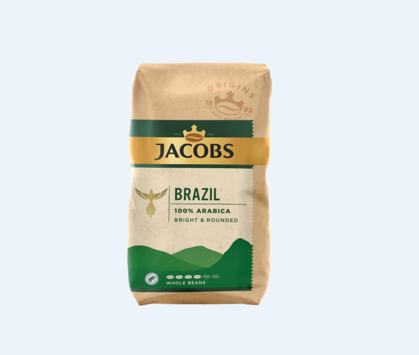 Nowe ziarna Jacobs z Brazylii i Hondurasu