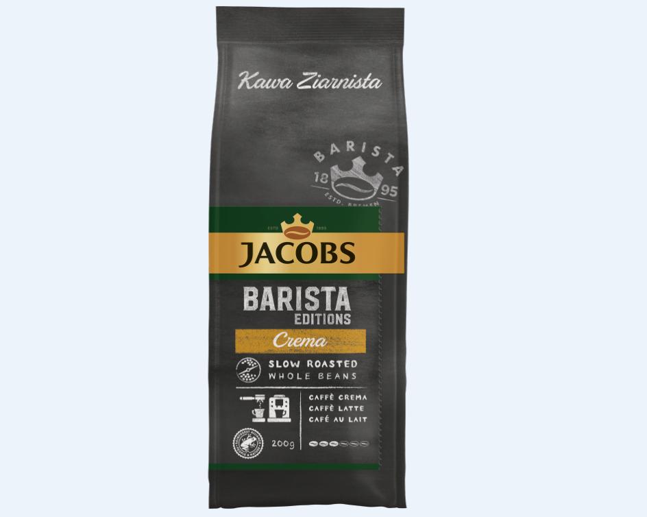 Jacobs Barista Editions teraz także w małym opakowaniu