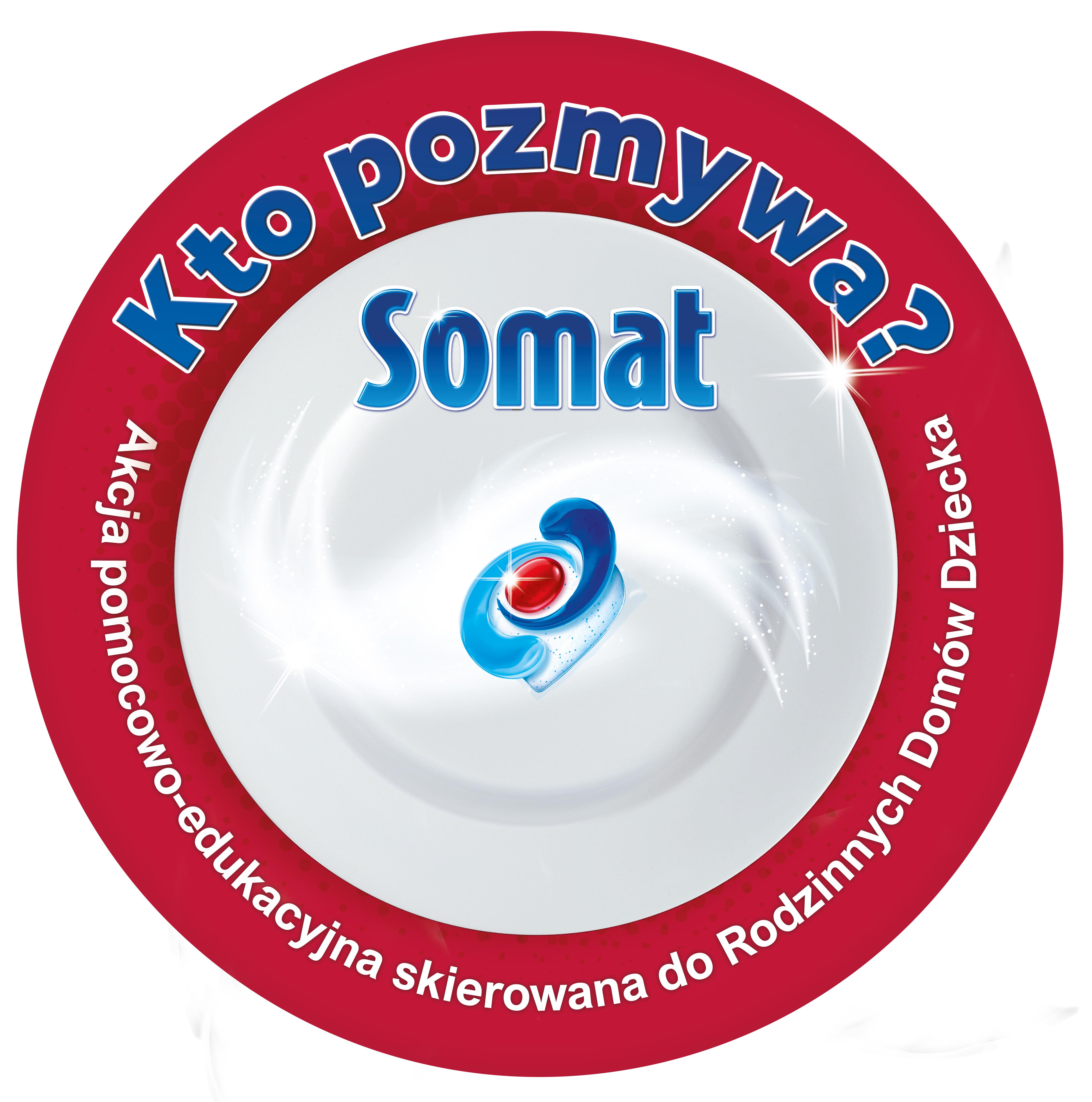 Marka Somat pomaga rodzinnym domom dziecka